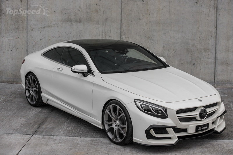 Mercedes S Cl Coupe 4