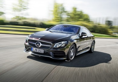 Rendering Of New Mercedes-Benz E-Class Coupe Shows Similarities With Other Models