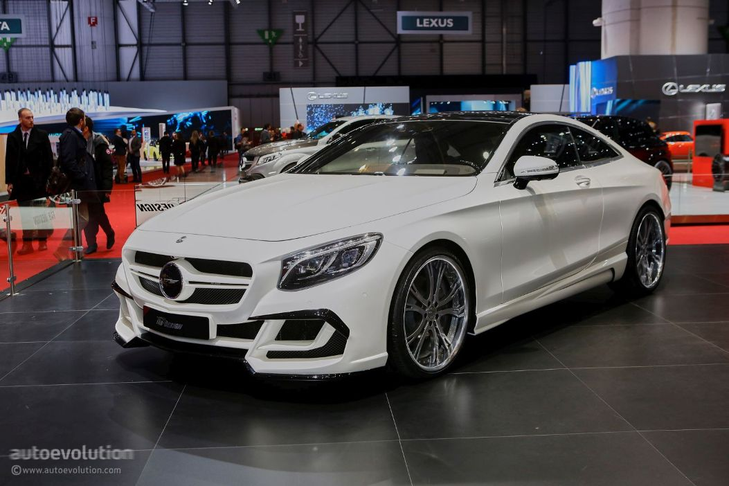 mercedes benz s63 amg coupe tuned by fab design a mercedes benz fan blog. Black Bedroom Furniture Sets. Home Design Ideas