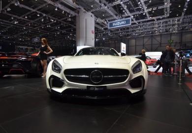Fab Design Unveils Mercedes-AMG GT S AREION