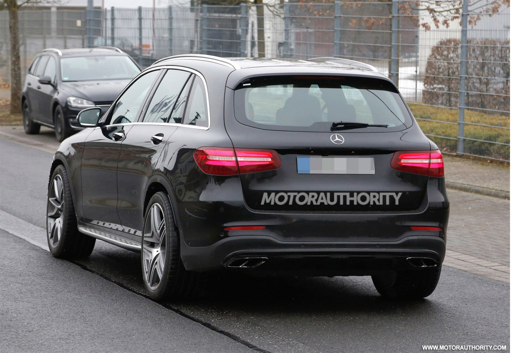 2018 Mercedes Amg Glc 63 6 Benzinsider Com A