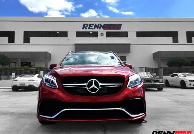 RENNtech Unveils Tuned Mercedes-AMG GLE 63 S