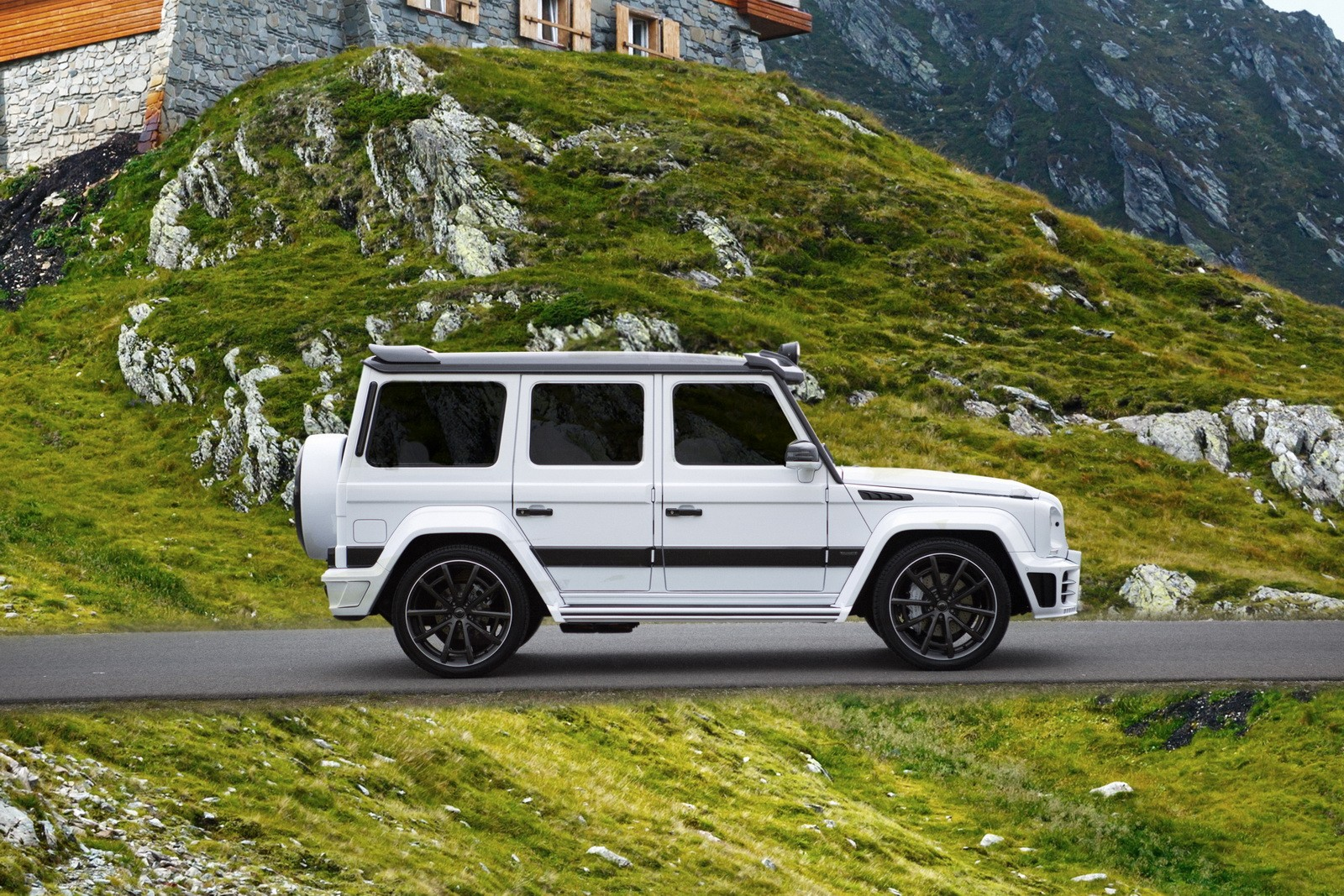 mansory updates mercedes benz g63 amg gronos a mercedes benz fan blog. Black Bedroom Furniture Sets. Home Design Ideas