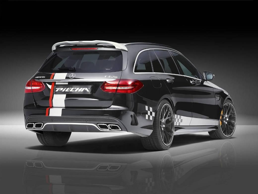 Piecha Design unveils the Mercedes-AMG C63