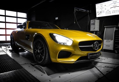 Mercedes-AMG GT S Gets Performance Upgrade From Mcchip-DKR
