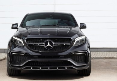 Black Inferno Styling Package For Mercedes-Benz GLE Coupe Unveiled