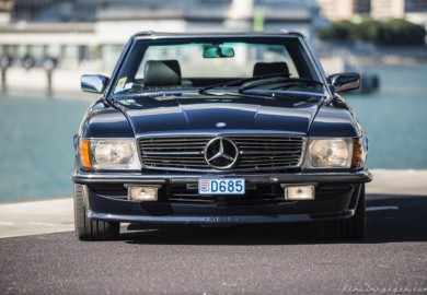 Modified Mercedes-Benz SL Roadster Of Michael Schumacher Available For Sale