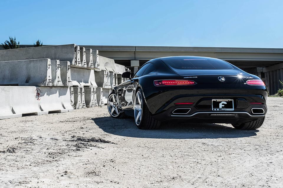 Forgiato Wheels Installed On Mercedes Amg Gt Benzinsider