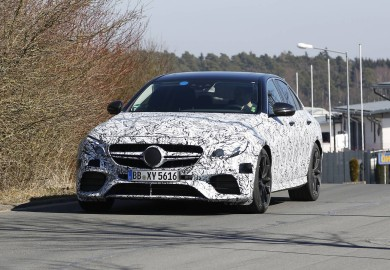 Latest Spy shots of 2018 Mercedes-AMG E63 Sedan and Estate Emerge