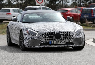 Mercedes-AMG GT R Spotted Again