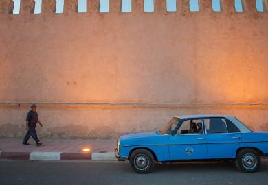 Mercedes-Benz 240 D Stroke 8