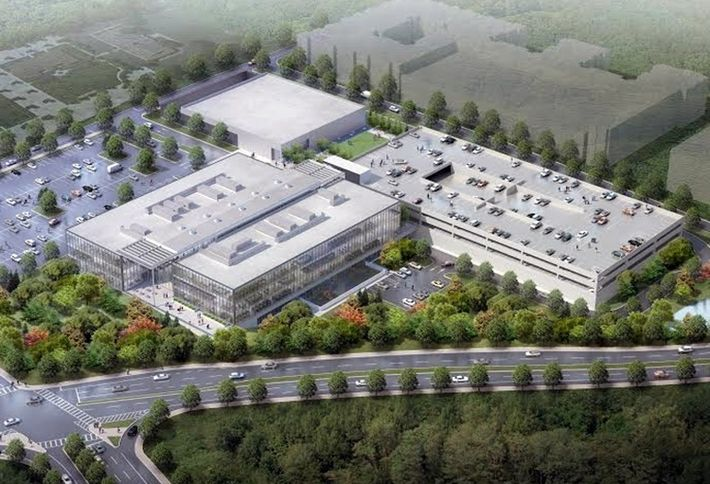 Mercedes benz previews design for new atlanta hq for Where is mercedes benz headquarters