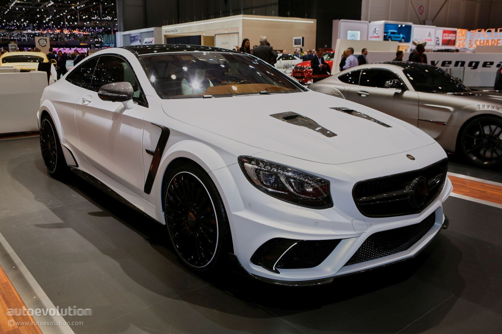 Geneva Auto Sales >> Mansory Showcases Its Tuned Mercedes Cars and SUV in Geneva
