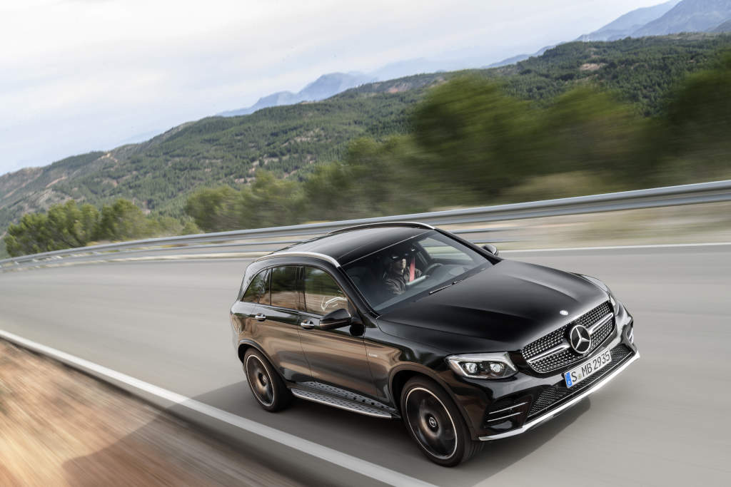 Here Comes The New Mercedes Amg Glc 43 4matic