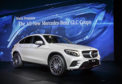 Mercedes-Benz auf der New York International Auto Show 2016Mercedes-Benz at the 2016 New York International Auto Show