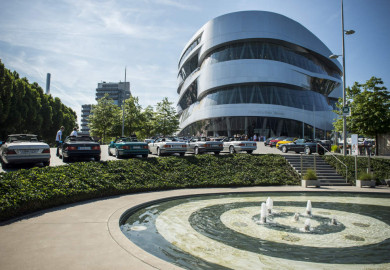 Mercedes-Benz Museum - Museumssommer