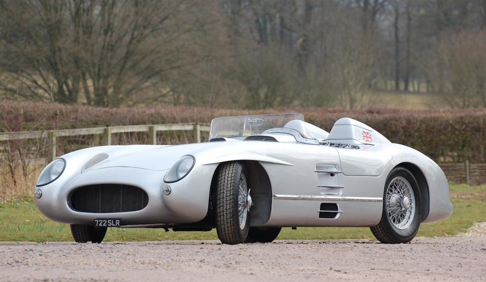 Mercedes-Benz 300 SLR Racer Available In The United Kingdom ...
