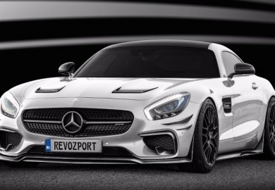 Subtle Mercedes-AMG GT Styling Kit Offered By RevoZport