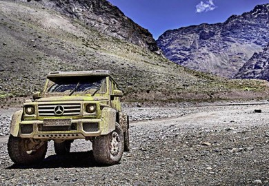 Mercedes-Benz G500 4x4² May Enter US Market