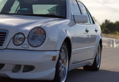 RENNtech Enhances Iconic Mercedes-Benz E60 S
