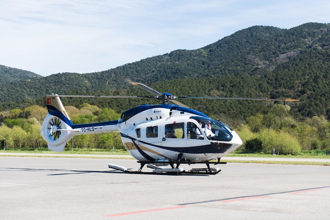 travel with style on the h145 mercedes benz style