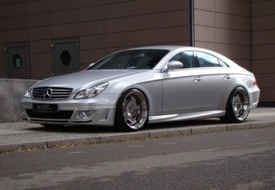 Mercedes-Benz CLS Tweaked By MEC Design
