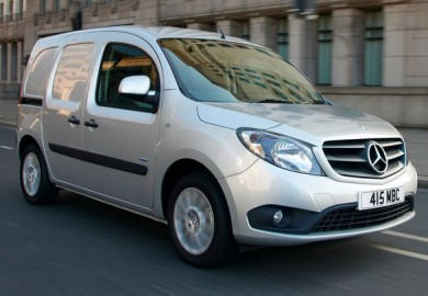 Dual-Clutch Gearbox Given To Mercedes-Benz Citan