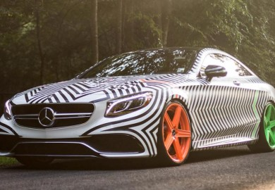 RENNtech-Tuned Mercedes-Benz S63 Coupe Catches Attention At GoldRush Rally