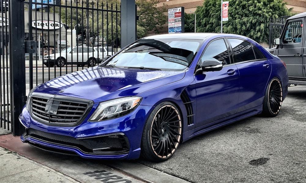 Mercedes Benz Stuff