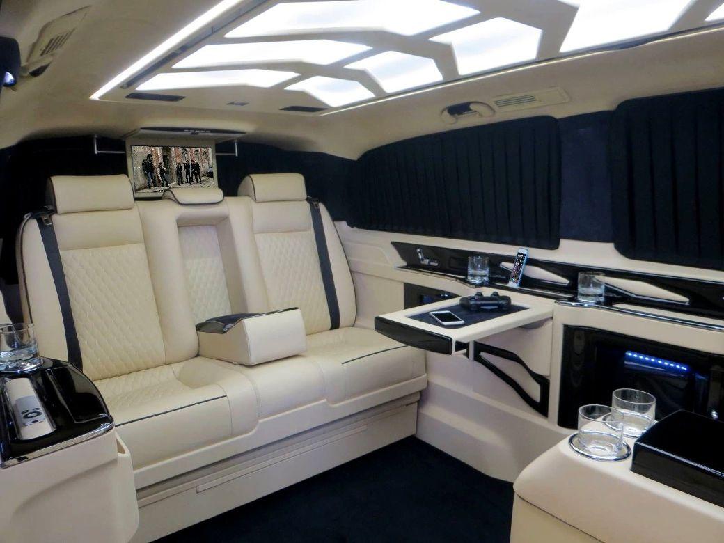 Megabus-Tuned Mercedes-Benz Vito Tourer Extralang Available For A ...