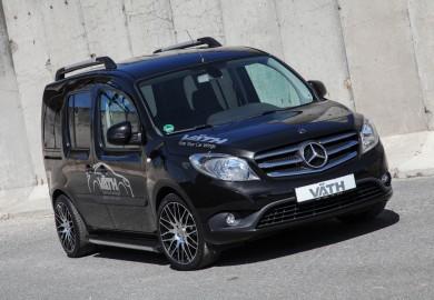 Vath Tunes Mercedes-Benz Citan