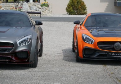 New Images Of Mansory-Tuned Mercedes-AMG GT Released