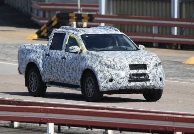 Upcoming Mercedes-Benz GLT Caught On Camera