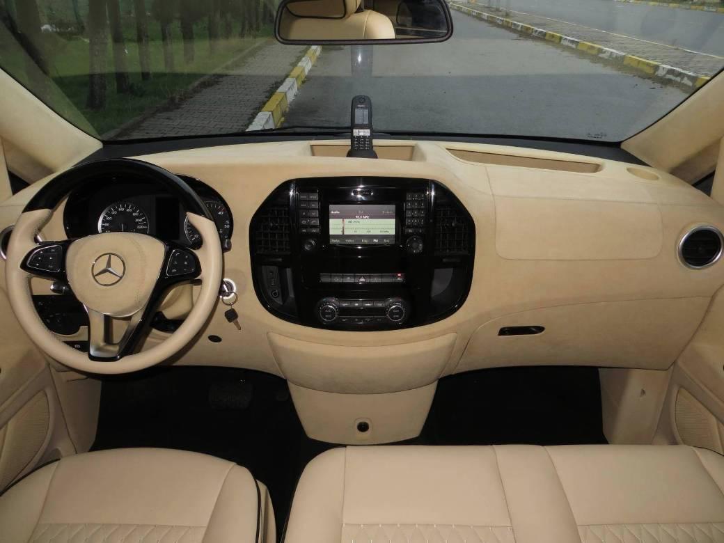 Megabus Tuned Mercedes Benz Vito Tourer Extralang Available For A