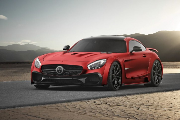 Last March Mansory unveiled a Mercedes-AMG GT bearing its tuning ... Mercedes Glk