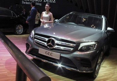 Mercedes-Benz GLC EV
