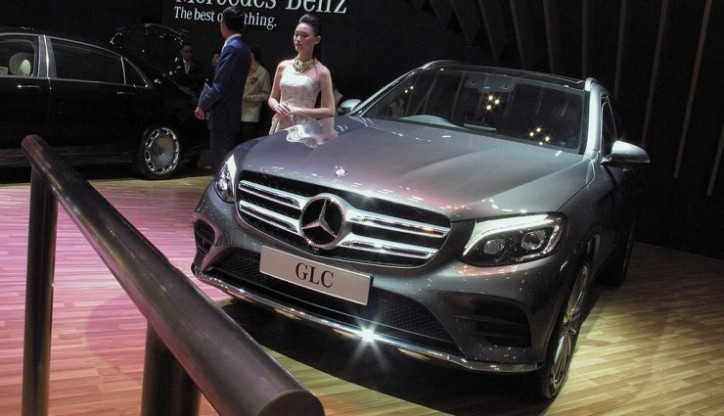 Mercedes-Benz GLC EV