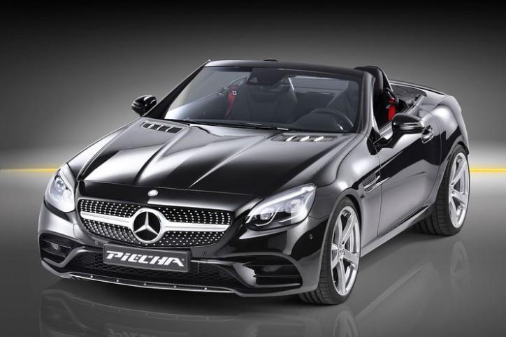 Piecha Mercedes SLC (1)