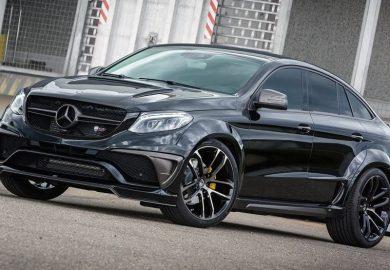 Lumma Mercedes-Benz CLR Coupe 800 Looks Impressive