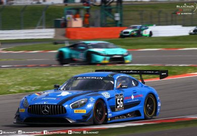 Mercedes-AMG GT4 Coming Soon