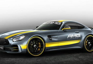 Rendering Of Mercedes-AMG GT R GT3 Emerges