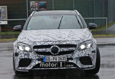 No RWD For The New Mercedes-AMG E63