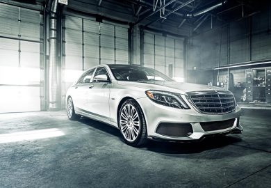 Brabus Maybach 600 Enhanced By Driving Emotions