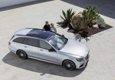 Paris Launch Expected For Mercedes-Benz E-Class All-Terrain