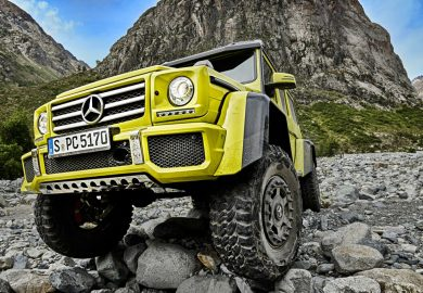 Mercedes-Benz G550 4x4² To Make Appearance In US Market