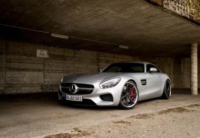 Lorinser Kit Developed For The Mercedes-AMG GT