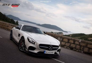 Mercedes-AMG GT S Receives Upgrade Kit From RevoZport