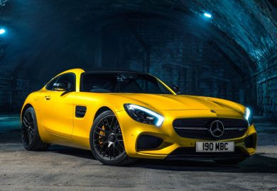 2017 Model Of Mercedes-AMG GT Coming To The US