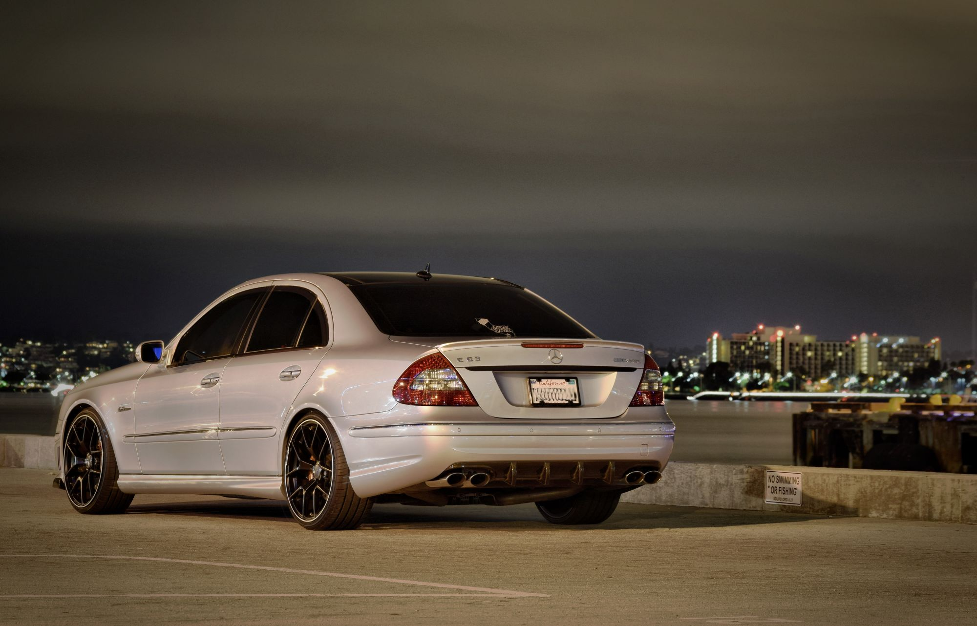 2007 mercedes benz e63 amg up for grabs for Mercedes benz e 63 amg