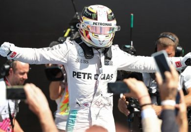Lewis Hamilton wins 2016 British Grand Prix